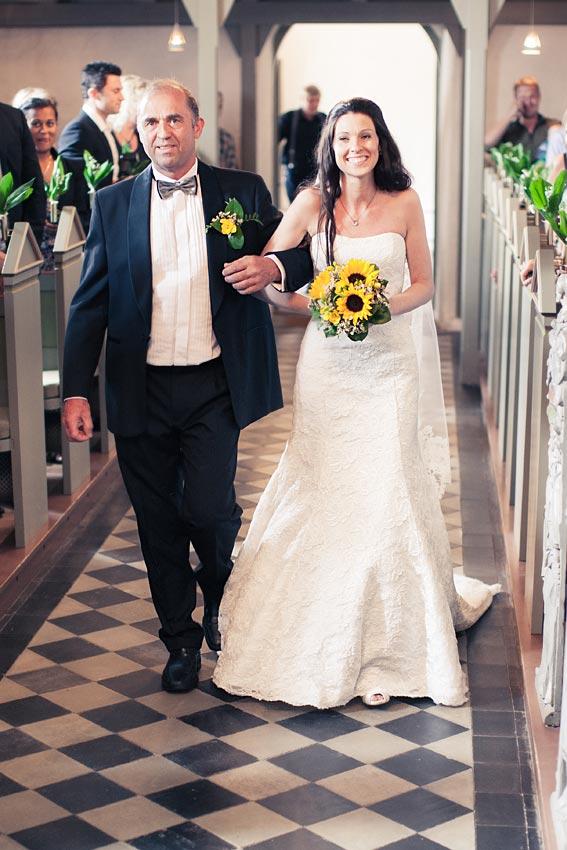Anja og Lars' bryllup