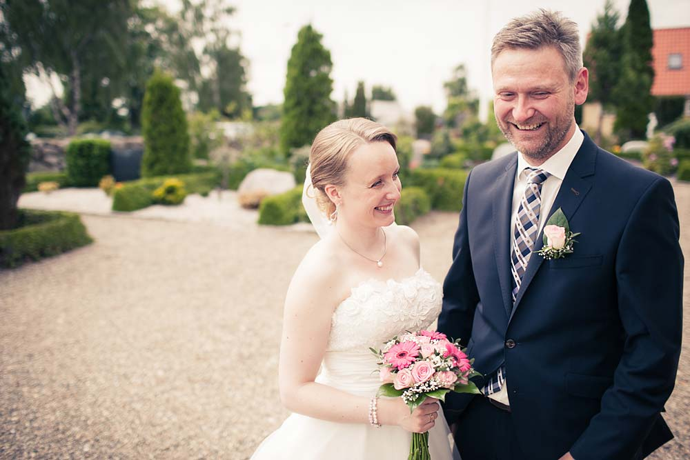 Anja og Wandys bryllup